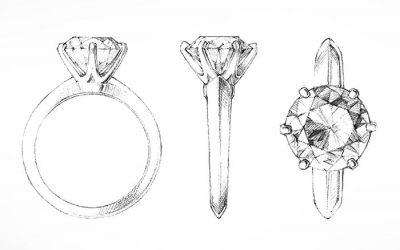 Szoliter gyűrű, avagy milyen a Tiffany stílusú gyűrű?